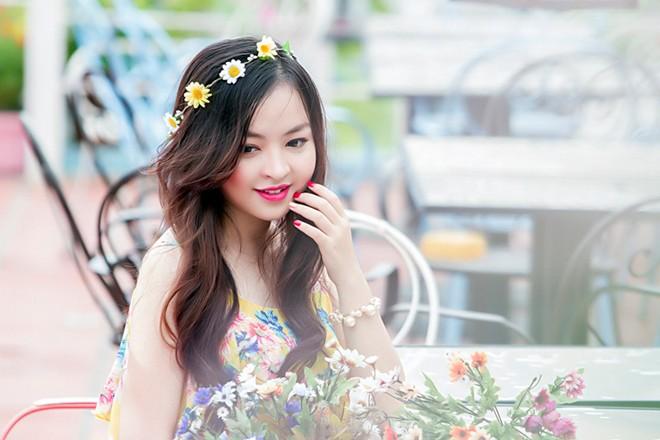Váy maxi sắc màu lãng mạn cho bạn gái mùa thu 6