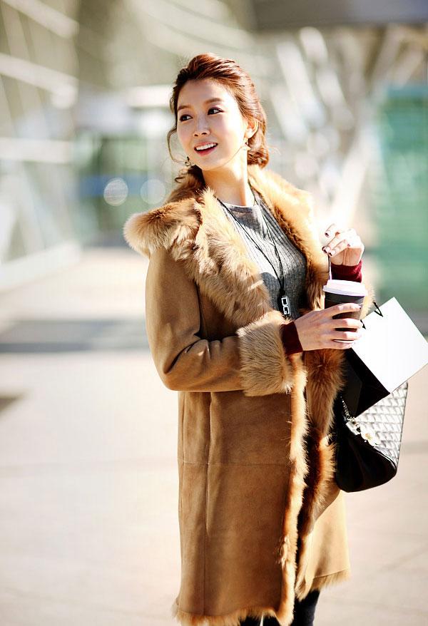 Áo cổ lông - món đồ không thể chối từ ngày đông 14