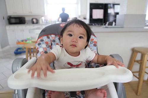 Con gái Trần Thu Hà vô cùng dễ thương 3
