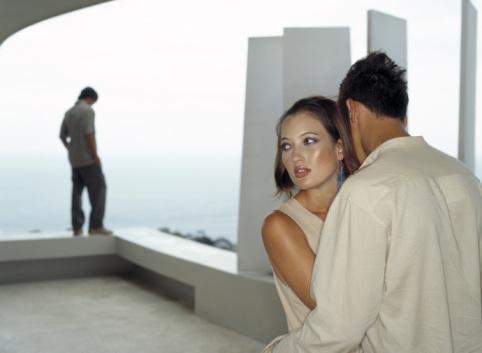 Xót lòng chồng bị đánh ghen 1
