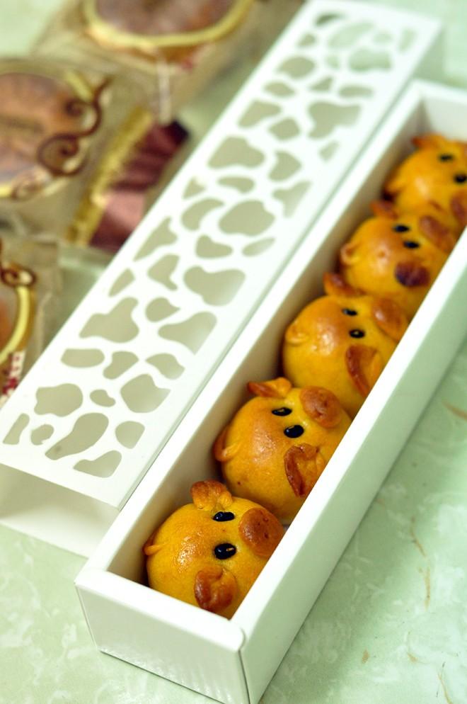 Các kiểu bánh Trung thu độc đáo ở Hà Nội 1