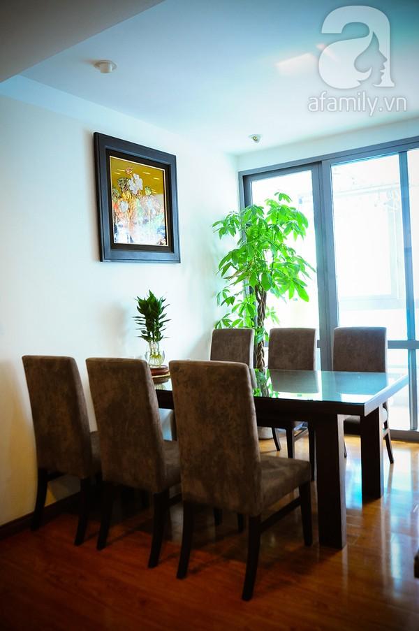 Ngắm căn hộ ấm áp tại Hoàng Hoa Thám, Hà Nội 6