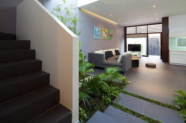 Cải tạo phòng 60 m² cho vợ chồng trẻ 8