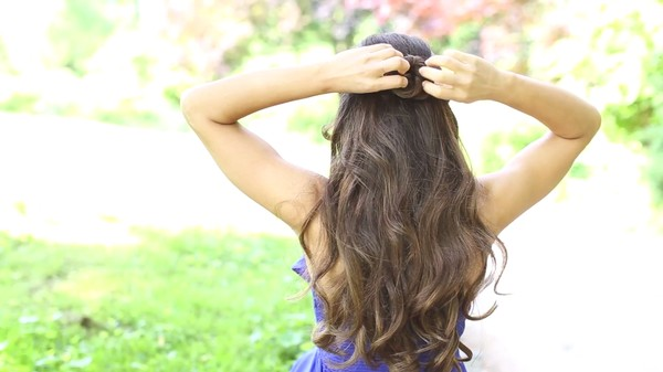 Tự thực hiện 3 kiểu tóc dịu dàng cho mùa thu 14