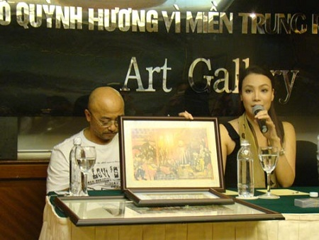 Sao Việt chứng tỏ sức ảnh hưởng bằng đấu giá từ thiện 18
