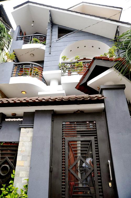 Thăm nhà 2 triệu đô của Lý Hải - Minh Hà 2