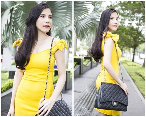 Cơn sốt nơ đẹp mắt của mỹ nhân Việt 15