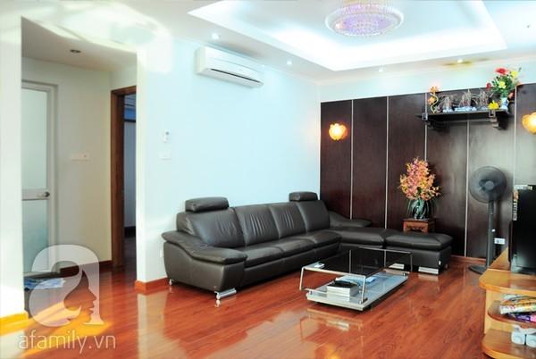 Thăm căn hộ có không gian bếp hoàn hảo ở Dịch Vọng, Hà Nội 2