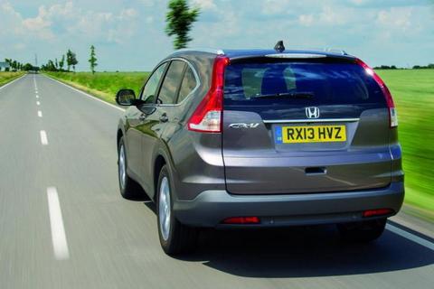 Honda sắp ra mắt CR-V siêu tiết kiệm nhiên liệu 2