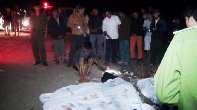 Tai nạn thảm khốc, 7 người chết, 25 người cấp cứu 1