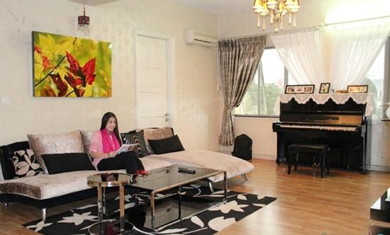 Khám phá căn hộ đáng mơ ước của hai nàng Vân nổi tiếng 11