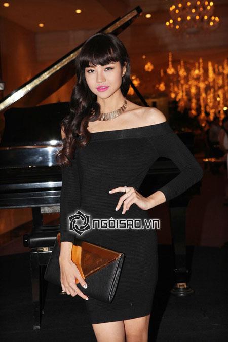 Ngọc Trinh hàng hiệu dát đầy mình vẫn lép vế trước hoa hậu hoàn vũ Thái Lan 19