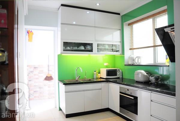 Thăm căn hộ có không gian bếp hoàn hảo ở Dịch Vọng, Hà Nội 9