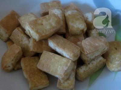 Thịt kho đậu phụ rẻ mà ngon cơm 7