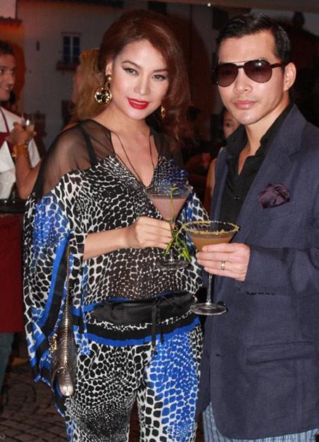 Bàng hoàng gu thời trang kỳ quặc của sao Việt 8