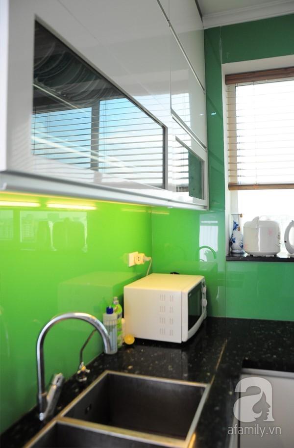 Thăm căn hộ có không gian bếp hoàn hảo ở Dịch Vọng, Hà Nội 11