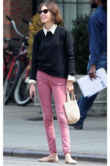 Học cách mặc quần jean nữ đẹp như sao Hollywood 19