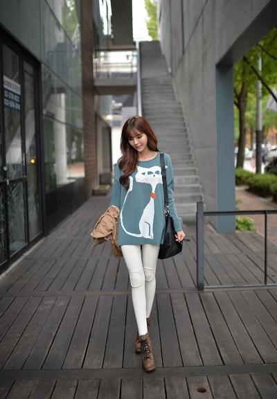 4 kiểu quần nữ dạo phố đẹp mùa thu 2013 6