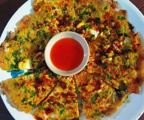 """Bánh tráng trứng nướng - """"Pizza Đà Lạt"""" 6"""
