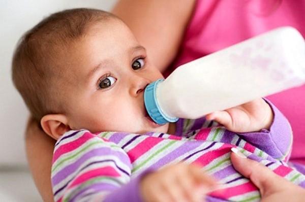 Pha sữa với nước cơm không xấu như các mẹ vẫn tưởng 1