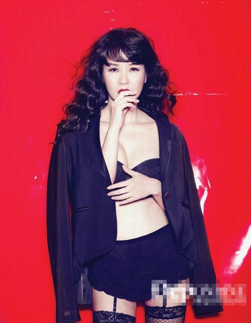 Tuổi 43, Hồng Nhung tung loạt ảnh nội y, sexy đến nghẹt thở 1