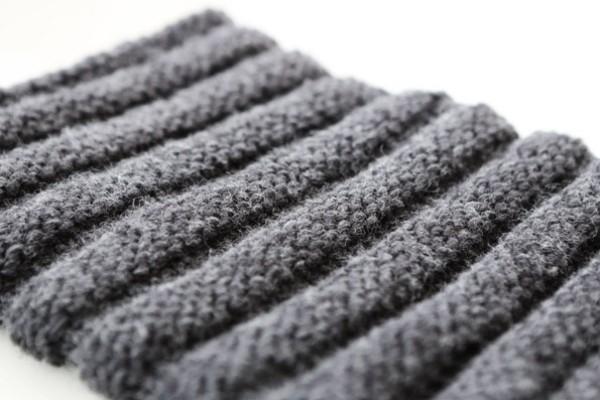 Hướng dẫn đan khăn ống cho chàng diện mùa đông 8