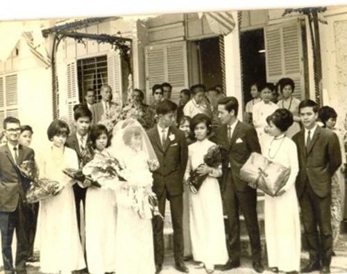 Chuyện thú vị xung quanh đám cưới xưa và nay 11