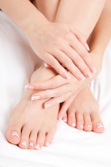 Chăm sóc những vùng da hay bị bỏ quên 3