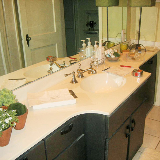 3 cách cải tạo phòng tắm mới mẻ hơn 3