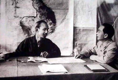 Đại tướng Võ Nguyên Giáp và những mốc lịch sử 9