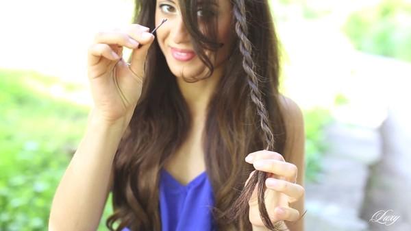Tự thực hiện 3 kiểu tóc dịu dàng cho mùa thu 21