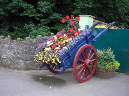 10 cách táo bạo trồng vườn hoa xinh lung linh 5