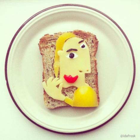 Bà mẹ nổi tiếng với những bữa sáng đầy cảm hứng cho con 29