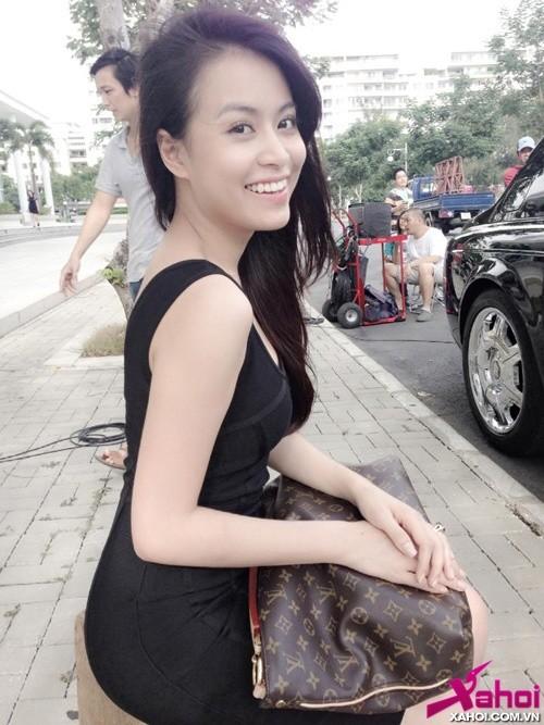 Hoàng Thùy Linh càng giản dị càng đẹp 12