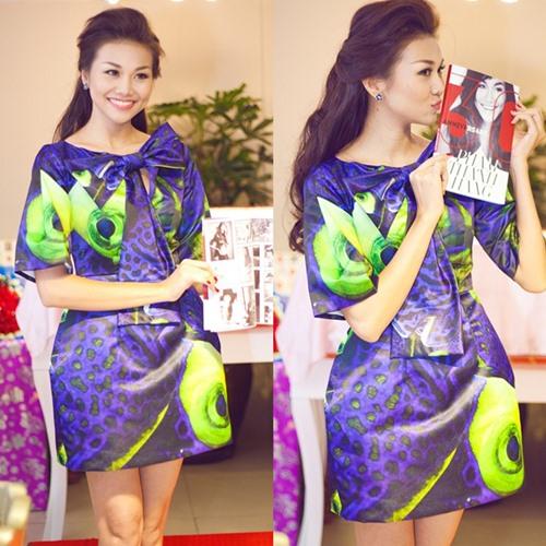 Soi thời trang hàng hiệu trong tháng của sao Việt 9