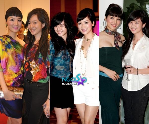 """Những cặp mẹ - con sao Việt trẻ trung như... """"hai chị em"""" 2"""