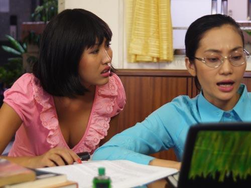 """5 tạo hình khiến khán giả """"giật mình"""" của Phi Thanh Vân 11"""