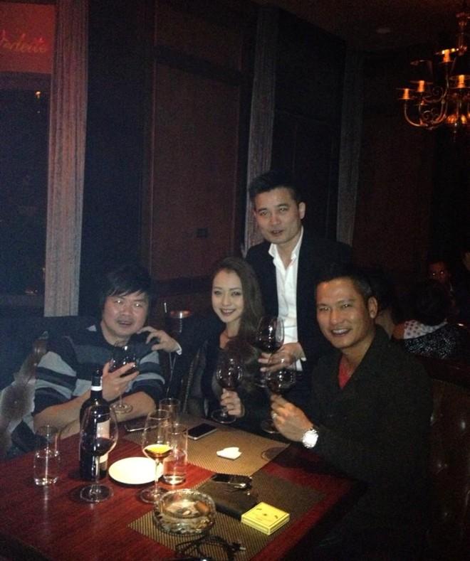 Thanh Thảo và vợ chồng Jennifer Phạm rủ nhau đi bar 2