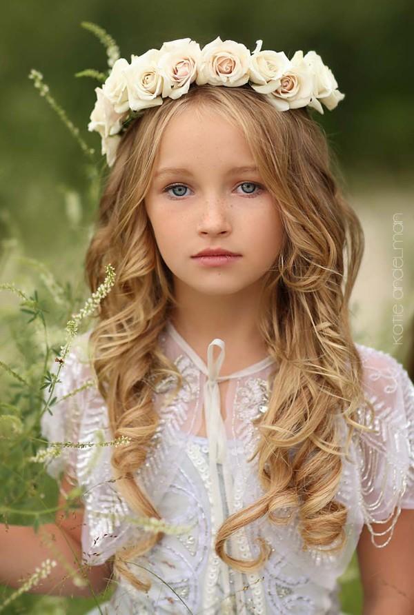 Ngẩn ngơ với chùm ảnh tuyệt đẹp về thế giới cổ tích của trẻ thơ 9