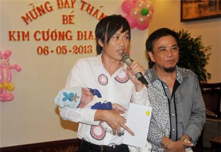 Hoài Linh nhận con gái Hồng Tơ làm con nuôi 9