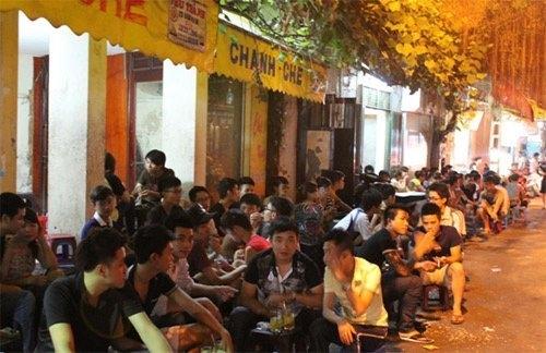 Những ngõ, phố hàng ăn kiếm đậm nhất Hà Nội 4