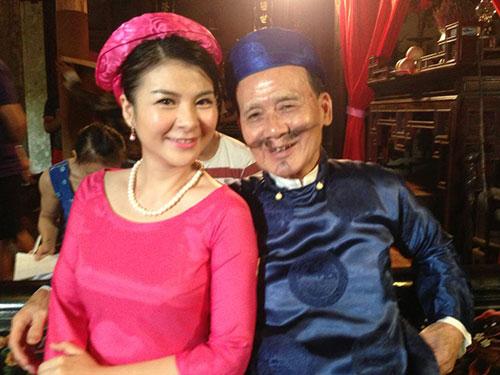 NSƯT Phạm Bằng đóng hài Tết 2014 ở tuổi 84 4