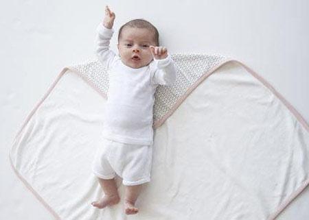 Ủ ấm bé sơ sinh đúng cách vào mùa lạnh 1