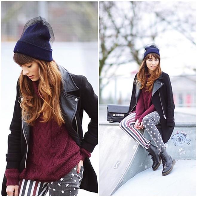 3 kiểu áo khoác nên có trong mùa đông 12