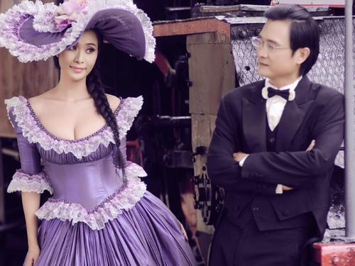 Ảnh cưới tuyệt đẹp theo phong cách cổ điển của Lê Kiều Như 7