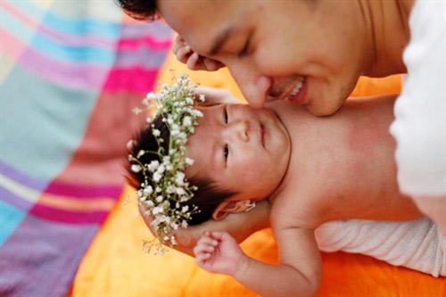 Hàng loạt sao Việt có con trước, lo cưới sau 9