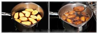 Chè chuối kiểu mới đặc biệt thơm ngon 4