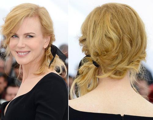 Vấn tóc đẹp như Nicole Kidman 3