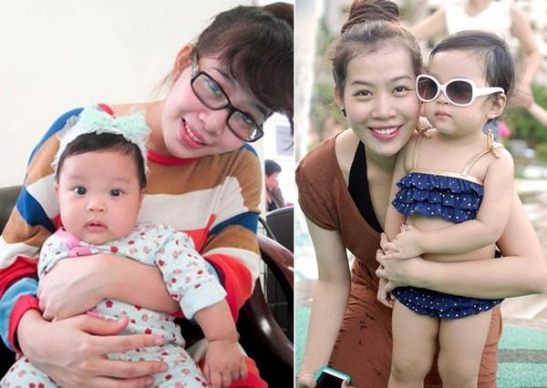 Ngắm quá trình lớn lên của các nhóc tì Sao Việt 18