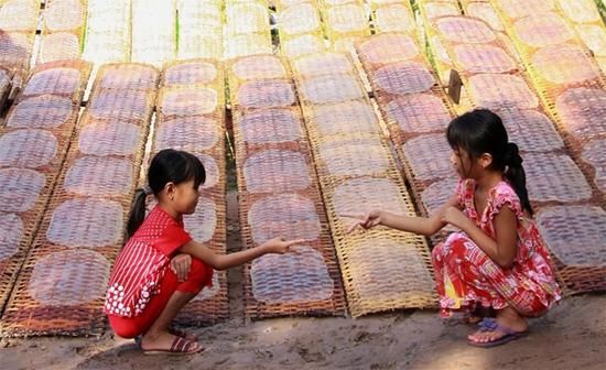 Bánh tráng - tinh hoa ẩm thực đất Quảng Ngãi 3
